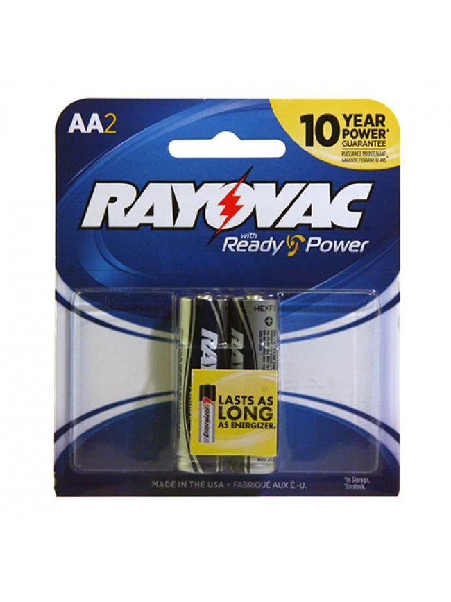 Battery AA 2 Pack