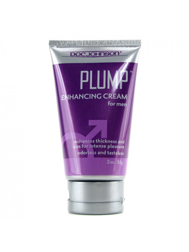 Plump Enhancement Cream For Men 2 oz Tube
