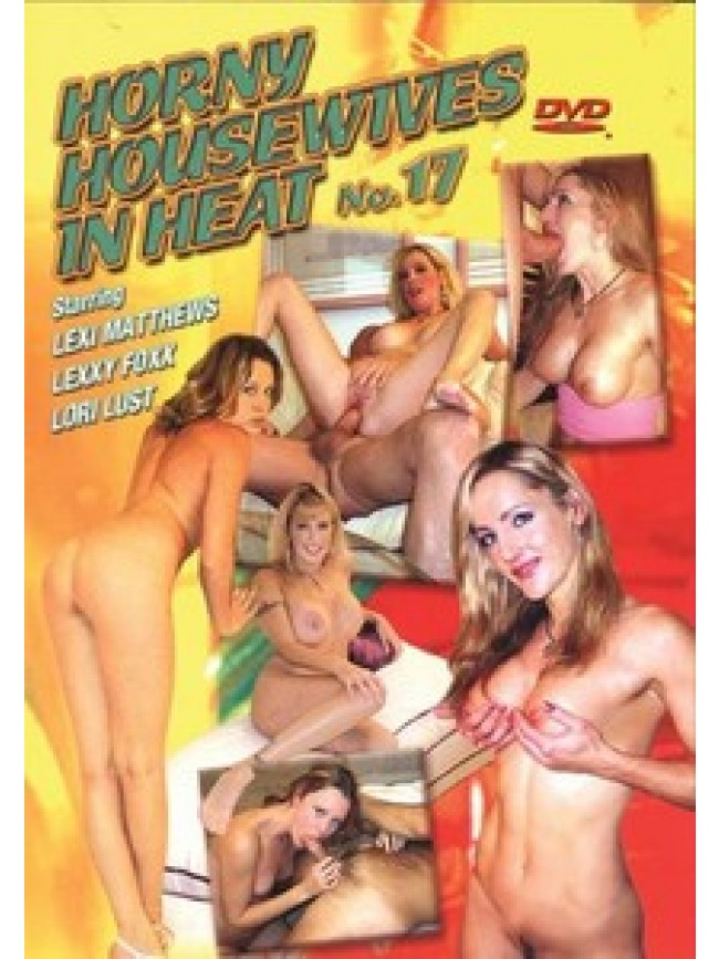 Horny Housewives In Heat -017