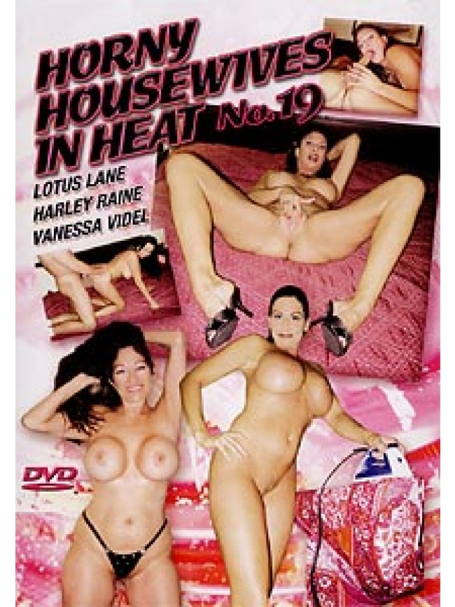 Horny Housewives In Heat -019