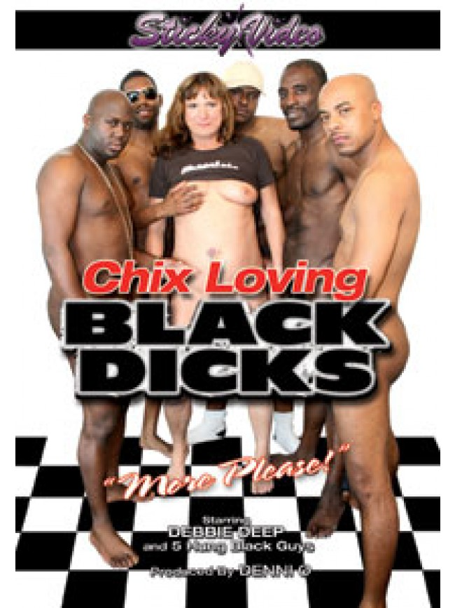 Chix Loving Black Dicks -001 More Please