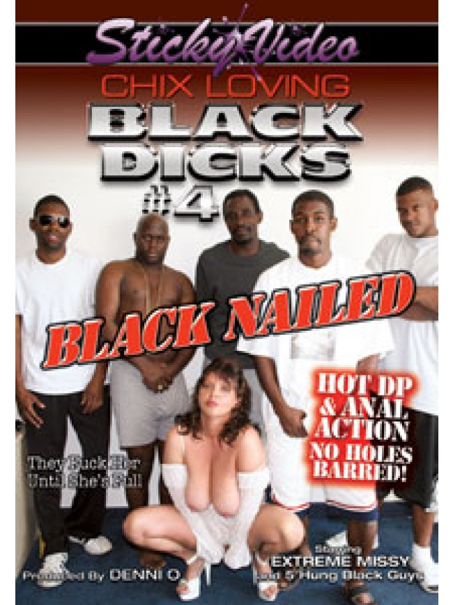 Chix Loving Black Dicks -004