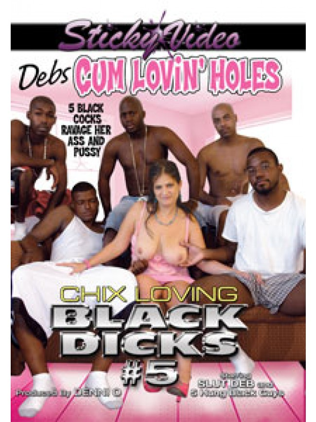 Chix Loving Black Dicks -005